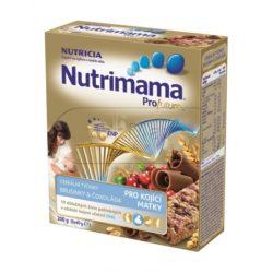 Nutrilon Nutrimama Cereální tyčinky pro kojící matky brusinky a čokoláda 5x40 g