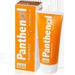 Dr.Müller - Dr. Müller Panthenol tělové mléko 7% 200 ml