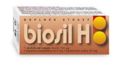 Naturvita - Biosil H tbl.60