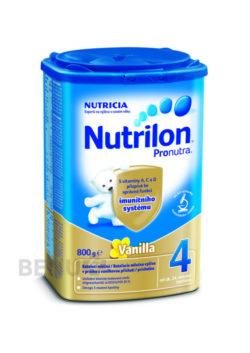 Nutrilon - Nutrilon 4 Pronutra Vanilka 800g