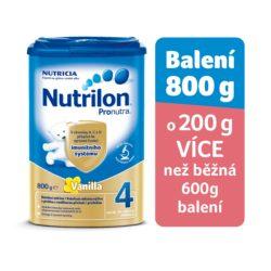 Nutrilon Pronutra 4 Vanilka 800 g
