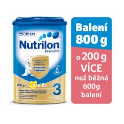 Nutrilon Pronutra 3 Vanilka 800 g