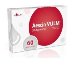 VULM - Aescin VULM tbl.60x30mg