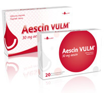AESCIN VULM tbl.20