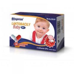 BIOPRON Laktobacily Baby BiFi+ 30 vysypávacích tobolek