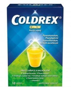 Coldrex Horký nápoj Citron 10ks