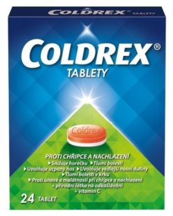 Coldrex tablety 24ks