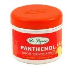 DR. POPOV Panthenol noční krém 50 ml