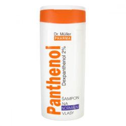 DR.MULLER Panthenol šampon normalní vlasy 250ml