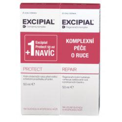 Excipial Repair + Excipial Protect NAVÍC 2x50ml