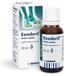Exoderil sol.1x20ml/200mg
