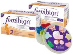 Femibion 2 s vit D3