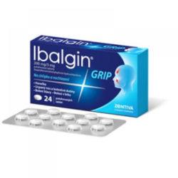 IBALGIN GRIP 200 mg 24 potahovaných tablet