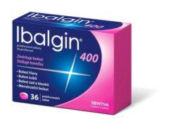 Ibalgin 400 perorální tablety film  36 x 400 mg