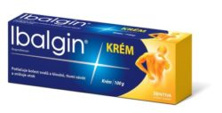 Ibalgin krém dermální crm 1 x 100 g