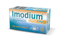 Imodium Rapid 2mg por.tbl.dis.6x2mg