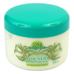 Luna biocream aloe vera s panthenolem 300ml