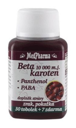 MedPharma Beta karoten 10