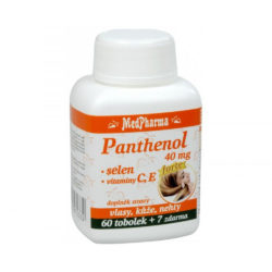 MedPharma Panthenol 40mg forte tob.67