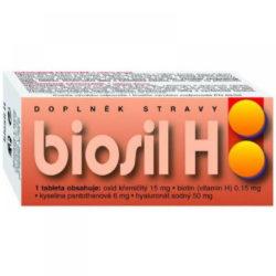 NATURVITA Biosil H 60 tablet