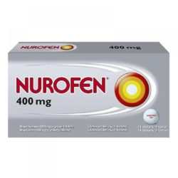 NUROFEN 400 mg 24 tablet