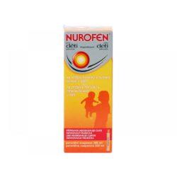 NUROFEN suspenze pro děti 100 ml