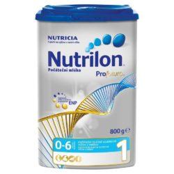 NUTRILON 1 Profutura Počáteční mléko 800 g 0M