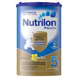 NUTRILON 5 Pronutra Vanilla 800 g od 36M