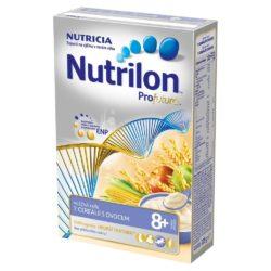 NUTRILON Profutura mléčná kaše se 7 cereáliemi a ovocem 225 g