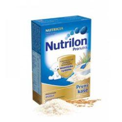 NUTRILON Pronutra kaše mléčná rýžová 225 g