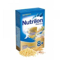 NUTRILON Pronutra mléčná kaše vícezrnná s rýžovými křupinkami 225 g