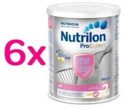 Nutrilon 2 HA 800g 6-pack