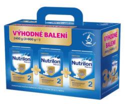 Nutrilon 2 Pronutra 3x800g BiB