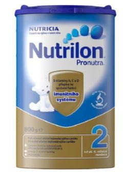 Nutrilon 2 - Pronutra (800g)