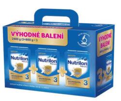 Nutrilon 3 Pronutra 3x800g BiB