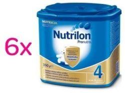 Nutrilon 4 - 6 x 350g