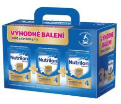 Nutrilon 4 Pronutra 3x800g