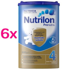 Nutrilon 4 Pronutra 800g SIXPACK
