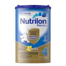Nutrilon 4 Vanilka 800g