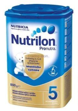 Nutrilon 5 Pronutra 800g