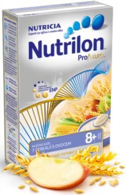 Nutrilon Profutura mléčná kaše 7 cereálií a ovoce 225g 8M