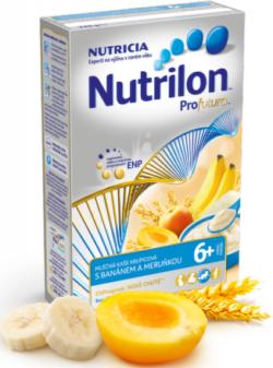 Nutrilon Profutura ml.kaše banán meruňka 225g 6M
