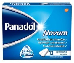 Panadol Novum 500mg 12 tablet