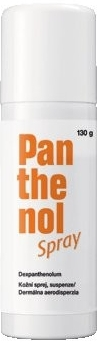 Panthenol Spray drm.spr.su.1x130 g