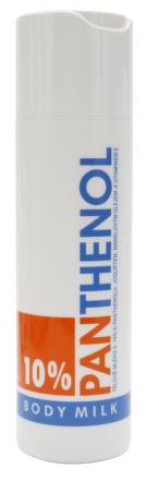 Panthenol mléko 10% s jogurtem 200ml