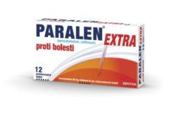 Paralen Extra proti bolesti perorální tablety film  12