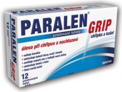Paralen Grip perorální tablety film  12