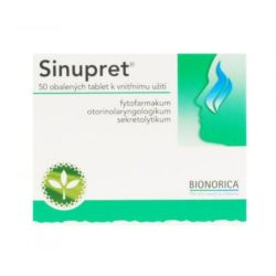 SINUPRET  50 Obalené tablety