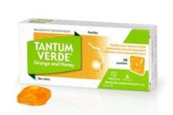 Tantum Verde Orange and Honey orm.pas. 20x3mg