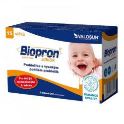 VALOSUN Biopron JUNIOR 15 sáčků